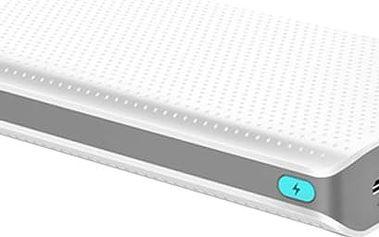 ROMOSS sense 6 LED, 20000mAh, bílá - PH80