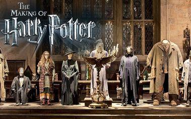 V květnu do Londýna: ateliéry Harryho Pottera