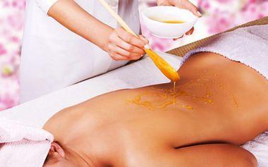 Až 80 min. klasické či speciální masáže: relaxační, sportovní, lymfatická, medový relax a jiné