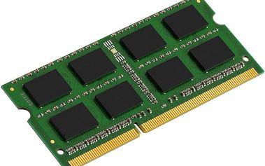 Kingston 4GB DRR3 1333 SODIMM CL 9 - KCP313SS8/4