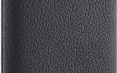 Belkin Pouzdro zasouvací PU kůže iPhone 5/SE, černá - F8W123vfC00