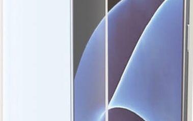 CELLY Glass ochranné tvrzené sklo pro Samsung Galaxy S7, bílé - GLASS590WH