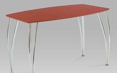 Jídelní stůl AUT-1815 TR 120x75 cm - třešeň