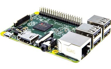 RASPBERRY Pi 2 Model B 1GB RAM - Raspberry-Pi-2B