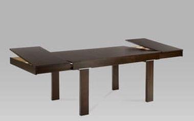 Jídelní rozkládací stůl BT-6736 barva ořech