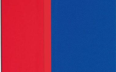 Logitech Any Angle pouzdro na iPad, modro-červená - 939-001141