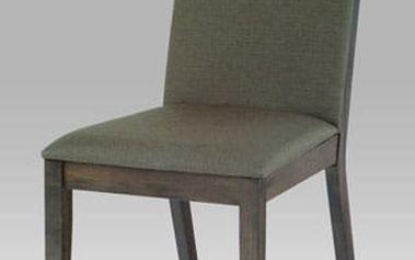 Jídelní židle ARC-7137 barva šedá, potah …