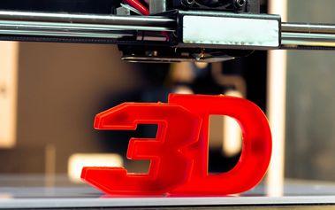3D tisk modelů dle vlastního výběru