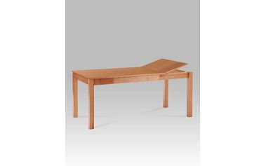 Jídelní stůl rozkládací BT-4676 BUK3 120+44x80 - buk