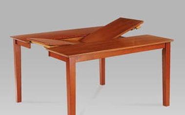 Jídelní rozkládací stůl AUB-200 barva třešeň