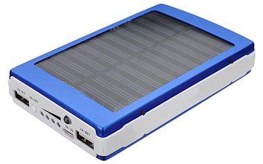 Cestovní solární nabíječka (8000mAh)