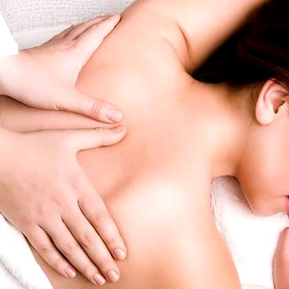 1–6x masáž zad, krku a šíje a 1–6x zábal na uvolnění svalů v salonu Anička v Plzni