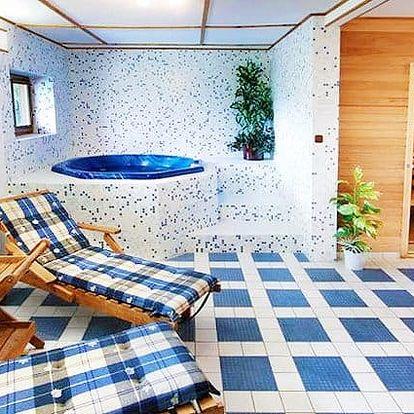 3–4denní wellness pobyt pro 2 s polopenzí v Sporthotelu Švýcarská bouda*** v Krkonoších