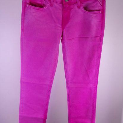 Dámské džíny Replay, růžové