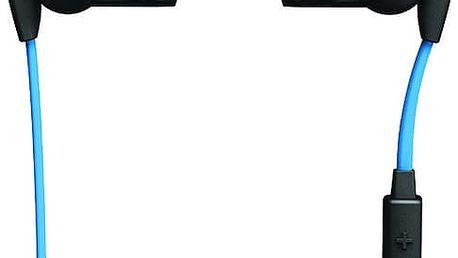 Jabra PACE Bluetooth přenosná stereo HF sada, Blue - BLUHFPJPACEBL + Nike ALPHA ADAPT GYMSACK černý v hodnotě 390 Kč