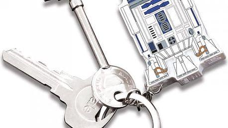 Přívěsek na klíče R2-D2 se zvukem