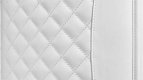 """WEDO AMIGA pro tablety 9.7"""" - 10.1"""", bílá - 5873910 + Belkin iPad/tablet stylus, stříbrný"""