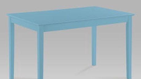 Jídelní stůl YAT676 barva modrá