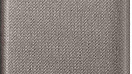 Samsung flipové pouzdro pro Samsung Galaxy S6 Edge+, zlatá - EF-WG928PFEGWW