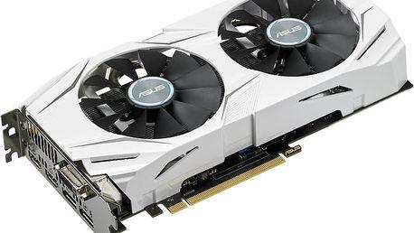 ASUS Radeon RX 480 DUAL-RX480-O4G, 4GB GDDR5 - 90YV09I0-M0NA00 + Kupon hru na PC DOOM v ceně 1149,-Kč od 21.2 do 21.5 2017