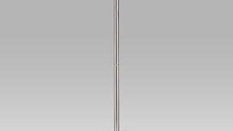 Věšák stojanový GC2144 výška 180 cm - chrom/ořech