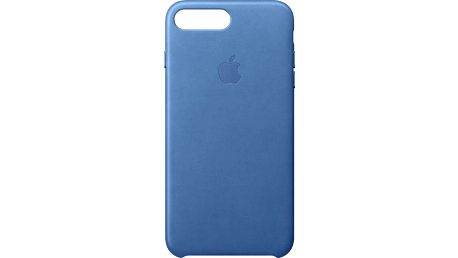 Apple Kožený kryt na iPhone 7 Plus – jezerně modrý - MMYH2ZM/A