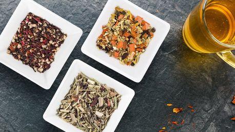 Lahodné sypané čaje z celého světa