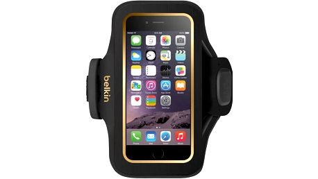 Belkin Sport Fit Plus Armband pouzdro pro iPhone 6/6s, blacktop - F8W634btC00