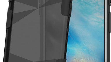CELLY PRYSMA zadní kryt pro Apple iPhone 7, černý - PRYSMA800BK
