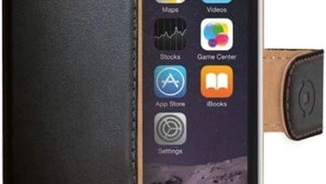 CELLY Wally pouzdro typu kniha Huawei Y6 Pro černé