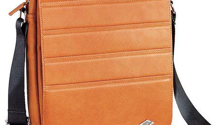 Wedo GoFashion Pro taška pro tablet, svislá, oranžová - 596106 + Belkin iPad/tablet stylus, stříbrný