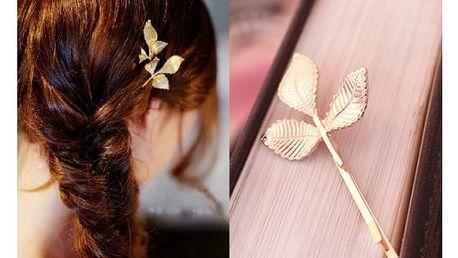 Netradiční ozdoba do vlasů