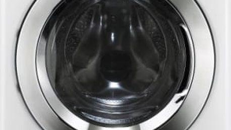 Automatická pračka LG F1255FDS bílá/chrom