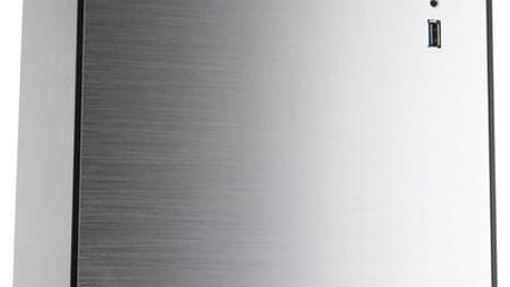 Modecom ALFA M1, stříbrná - AM-ALM1-30-0000000-0002