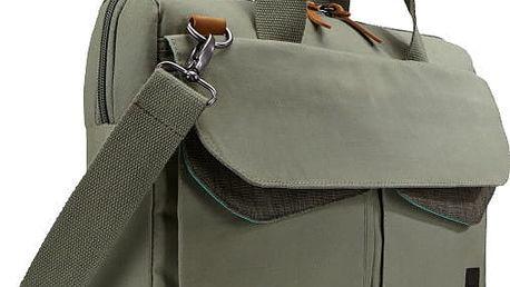 """CaseLogic LoDo taška na 14"""" notebook, zelená - CL-LODA114PTG"""