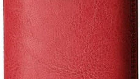 Redpoint Sarif pouzdro se zavíráním, PU kůže, velikost 4XL, červené - RPSFM-011-4XL