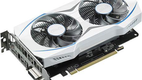 ASUS Radeon RX 460 DUAL-RX460-2G, 2GB GDDR5 - 90YV09L0-M0NA00