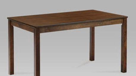 Jídelní stůl AUT-1112 barva ořech