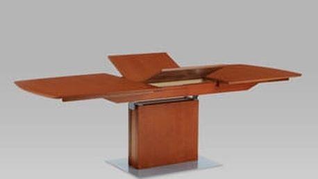 Jídelní rozkládací stůl BT-6550 barva třešeň