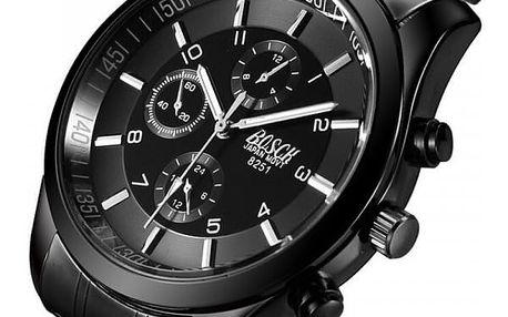 Pánské náramkové hodinky v tmavém provedení - 3 varianty
