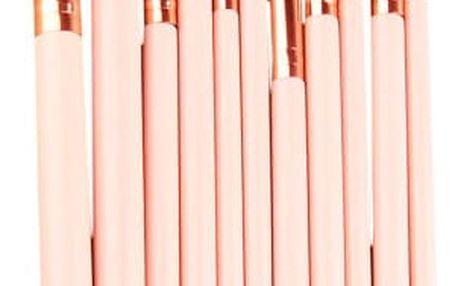 Kosmetické štětce s houbičkou pro snadné líčení - 2 varianty