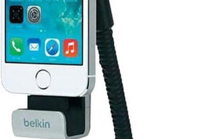 Belkin Car Navigation + Charge Mount - nabíječka do auta, pro Apple iPhone 5/SE - černá - F8J132btBLK