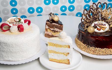 Slavnostní dort na rodinné i firemní dýchánky