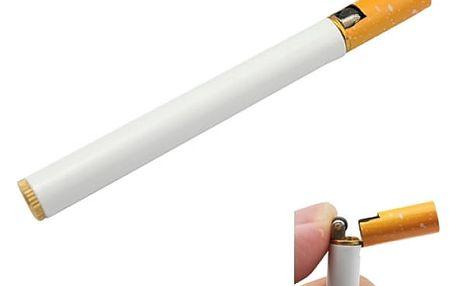 Zapalovač ve stylu cigarety