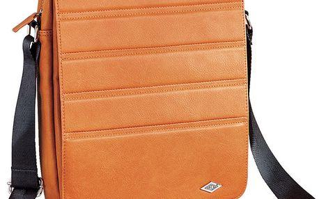 WEDO GoFashion Pro taška pro tablet, svislá, oranžová - 596106