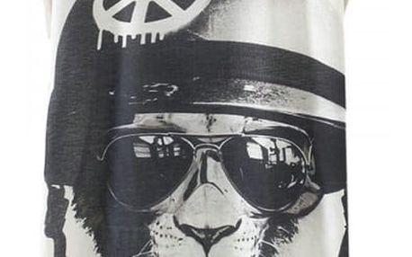 Dámské tričko s originálními motivy - více variant
