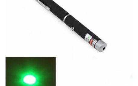 Laserové ukazovátko - zelená barva