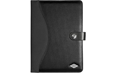 WEDO obal pro tablety Universal, černý 9,7''-10,5'' - 58709701 + Belkin iPad/tablet stylus, stříbrný
