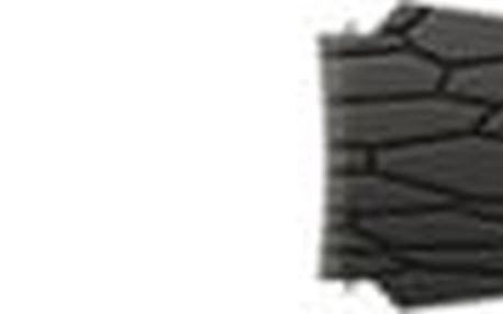 Výměnný pásek Samsung silikonový pro Gear S3 special edition (ET-YSI76MDEGWW) hnědý