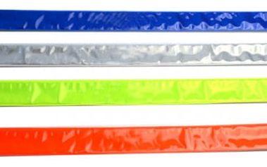 Balení reflexních pásek